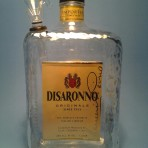 (1) Disaronno Liquor Bottle Water Pipe