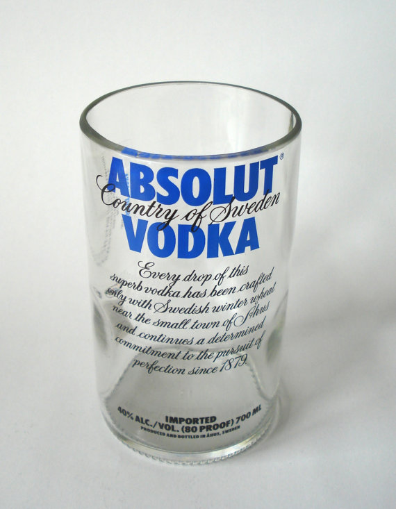 Absolut Vodka Vases2