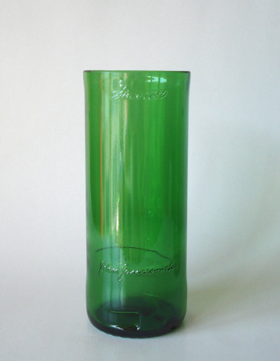 jameson 22 24 oz liquor bottle vase liquor bottle desk