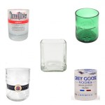 Low Ball Short Glass Tumblers