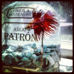 patron bottle tank