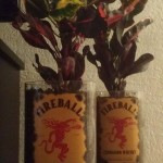 Fireball Planter pot