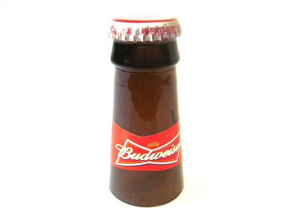 Bud Beer Shot Glasses