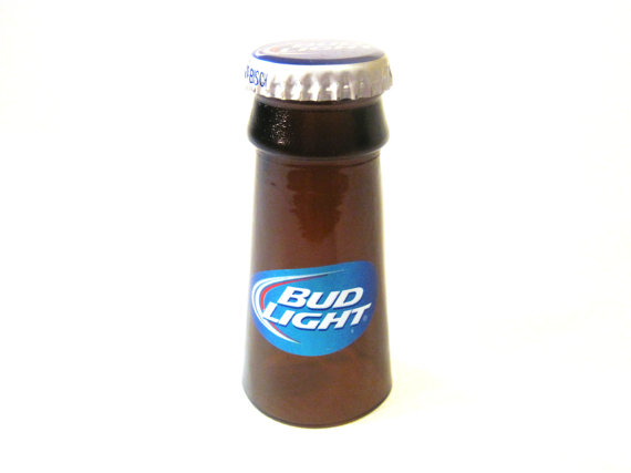 Bud Light Beer Shot Glasses 8