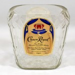 Crown Royal Vase