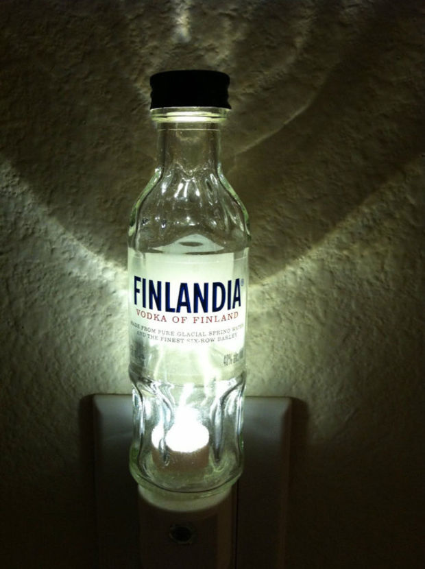 Finlandia Nightlight