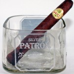 Patron ashtray