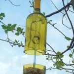 bird feeder house