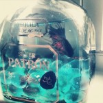 patron bottle Aqurium